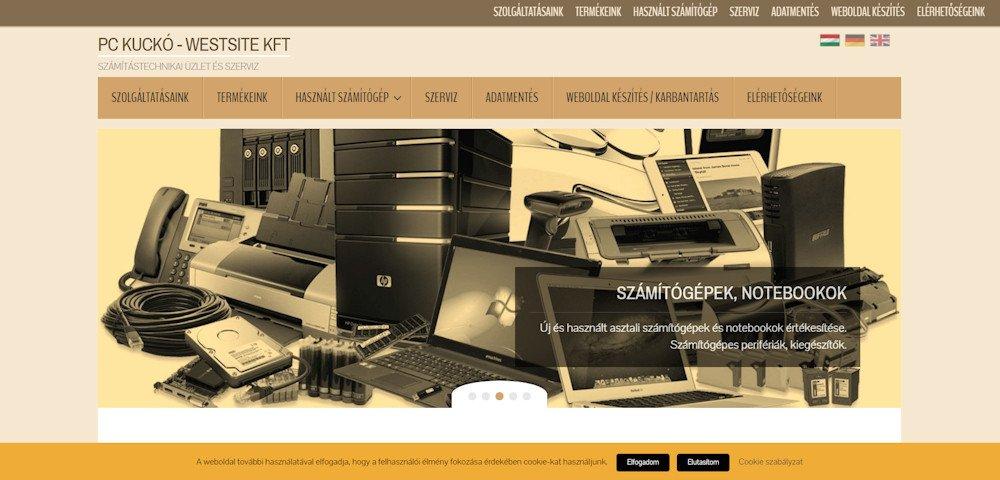 referenciák - weboldal karbantartás - 1