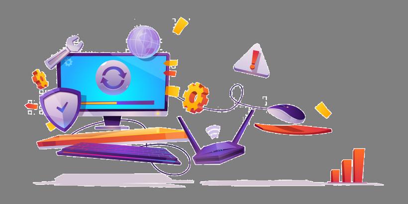 weboldal karbantartás honlap szerkesztés helyreállítás vírusirtás